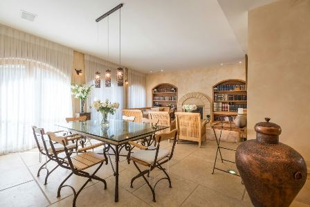 31.Luxury Villa Rechavia 8 BR image #12