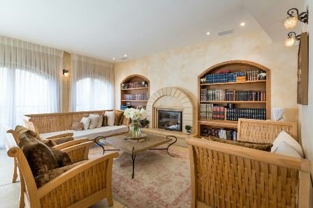 31.Luxury Villa Rechavia 8 BR image #13