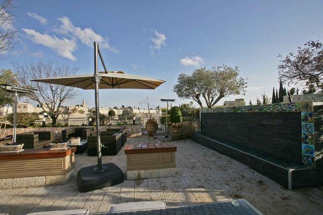 32. Luxury Mamilla Penthouse 3BR image #25
