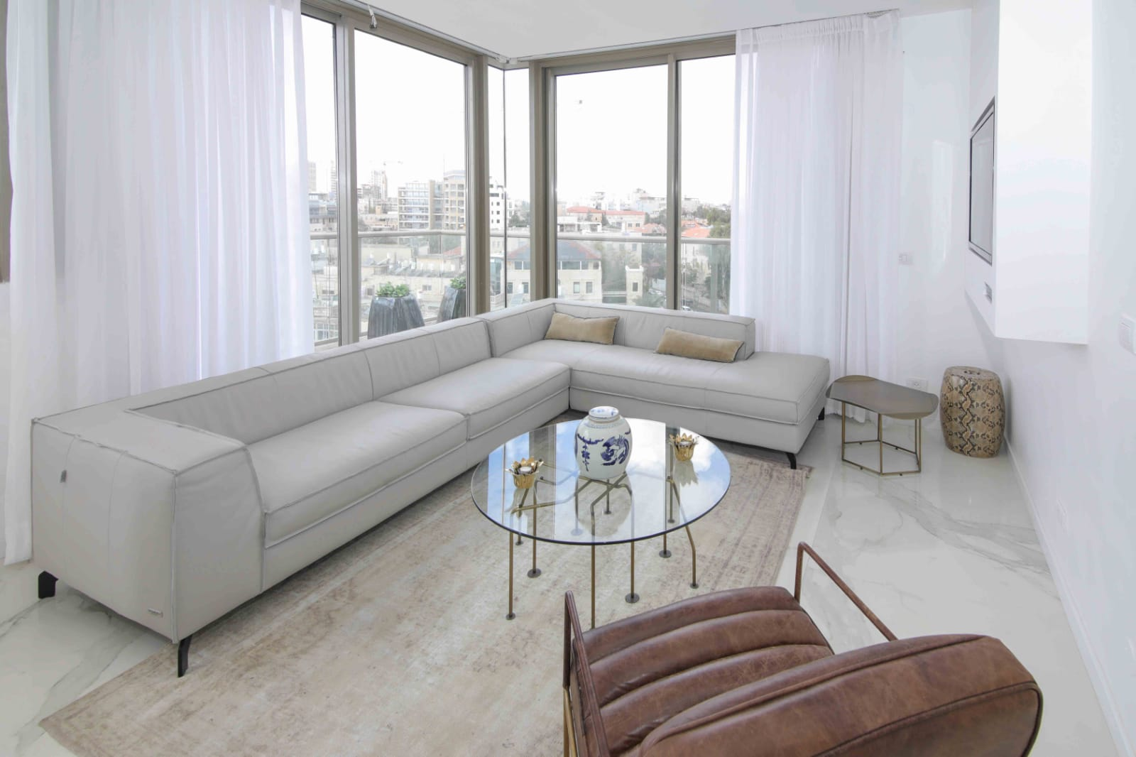 22.Luxury 2BR city Center/Mamilla