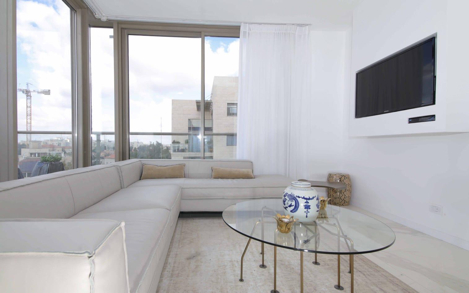 22.Luxury 2BR city Center/Mamilla image #13