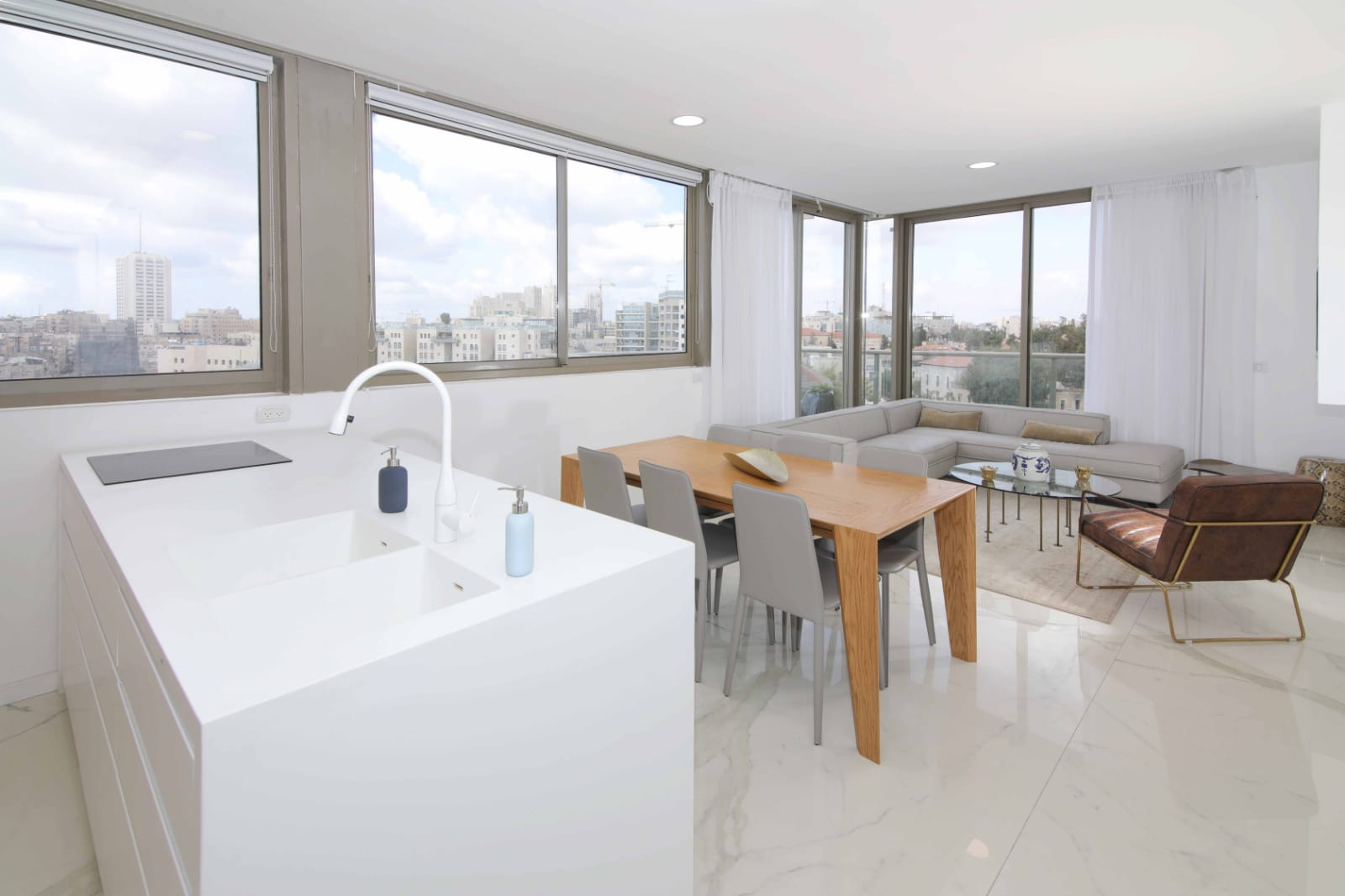 22.Luxury 2BR city Center/Mamilla image #14