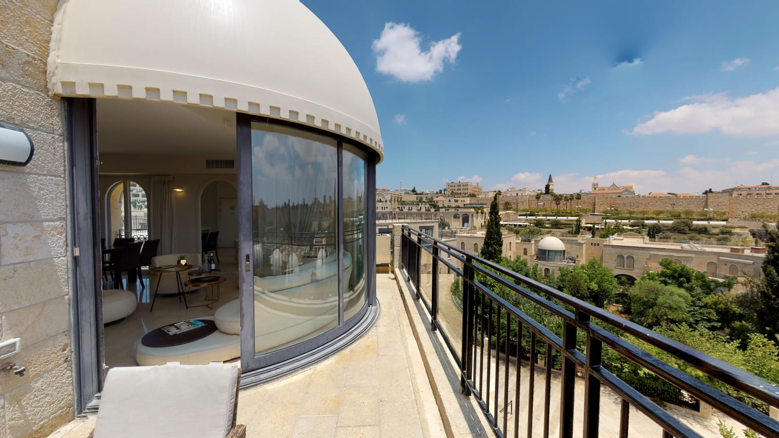 3.Old City views Luxury Mamilla 3 BR image #10