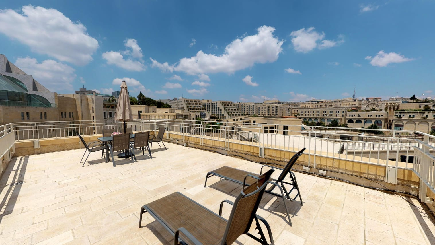 3.Old City views Luxury Mamilla 3 BR image #16