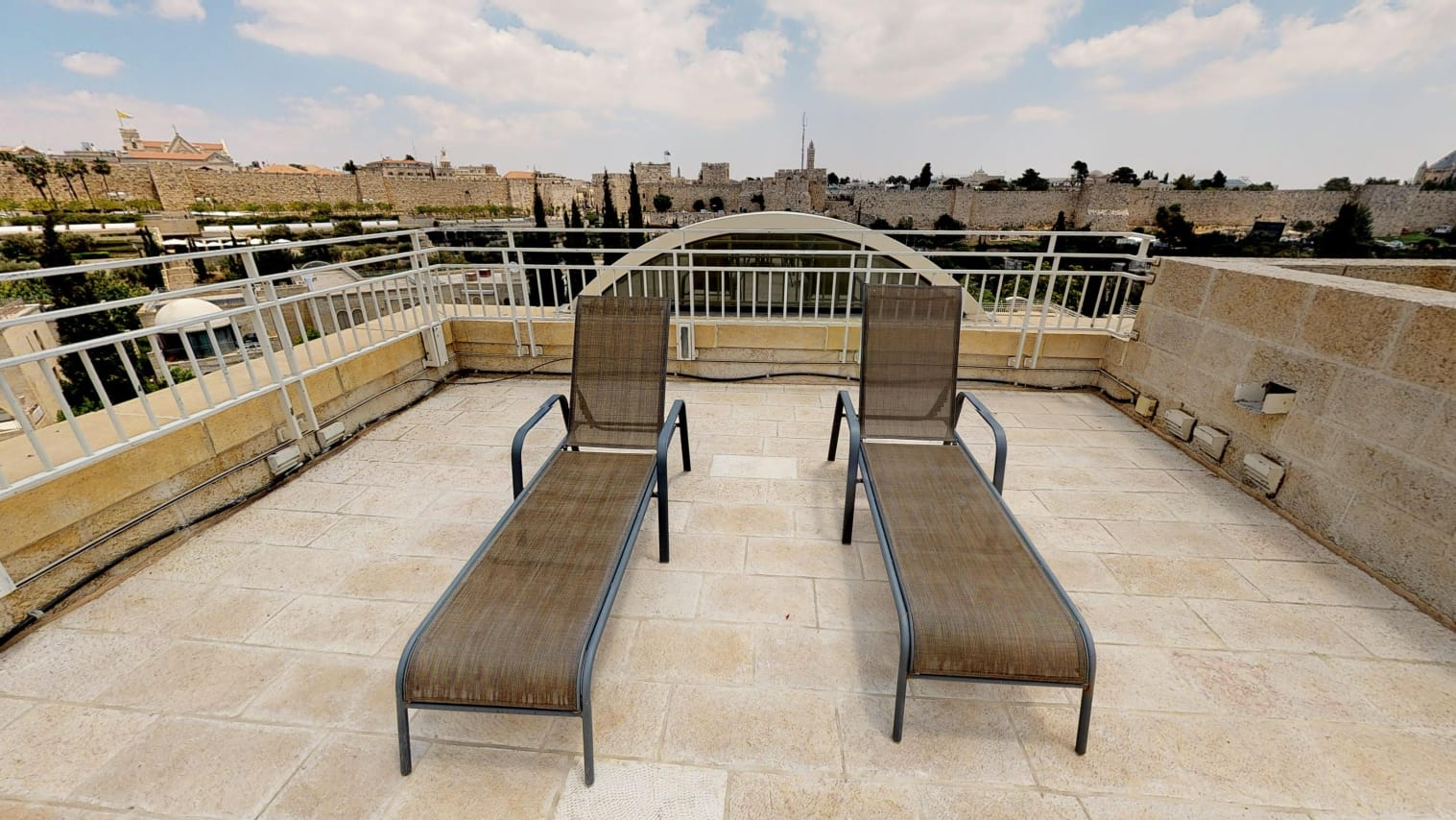 3.Old City views Luxury Mamilla 3 BR image #18