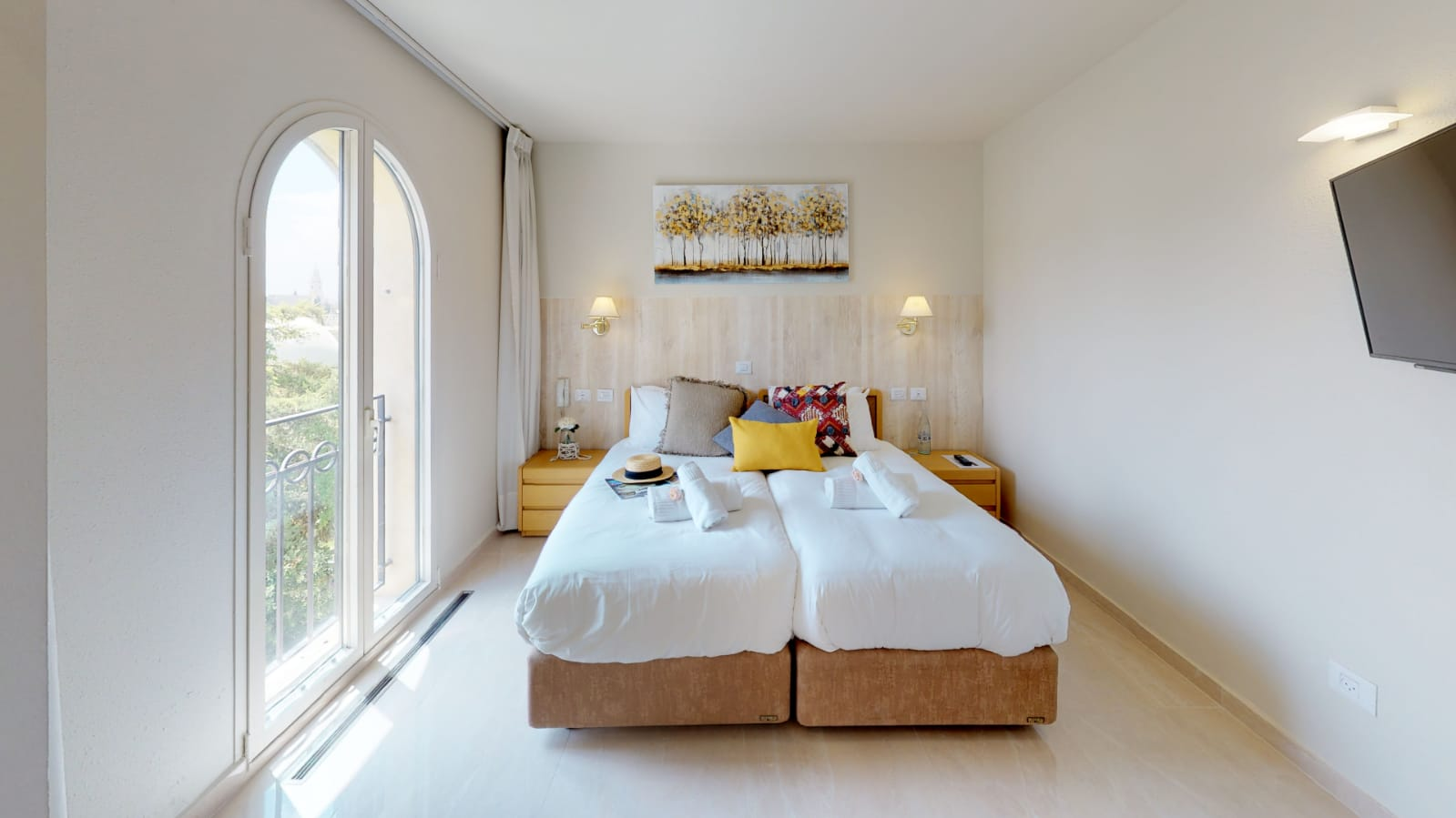 3.Old City views Luxury Mamilla 3 BR image #21