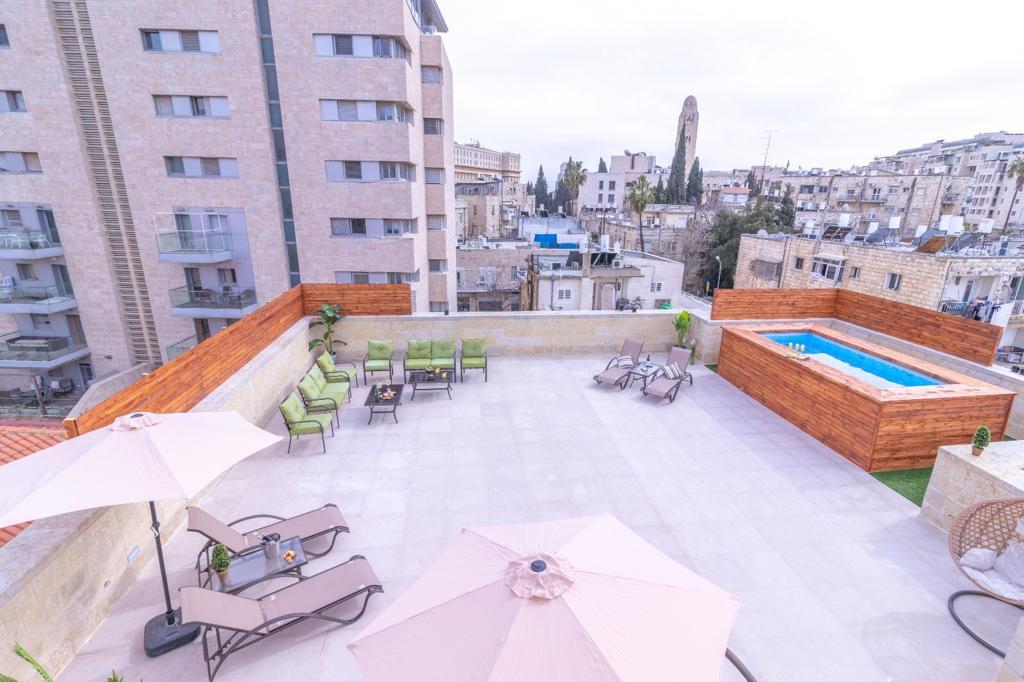 9.Luxury 6BR Mamilla  pool Penthouse  image #19